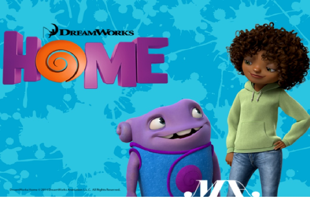 Refresh Your Mood With The Cute Animated Movie Home Coming Soon 20141125 Thumb